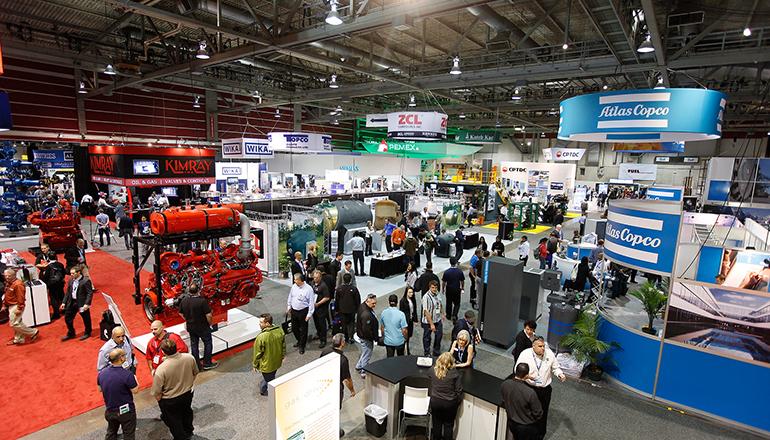 Global Petroleum Show in Canada