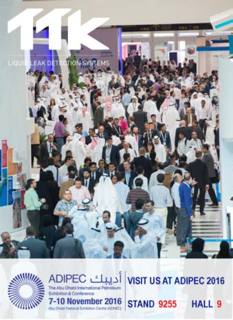 Come and Visit TTK – Oil Leak Detection Systems Manufacturer – at ADIPEC Abu Dhabi