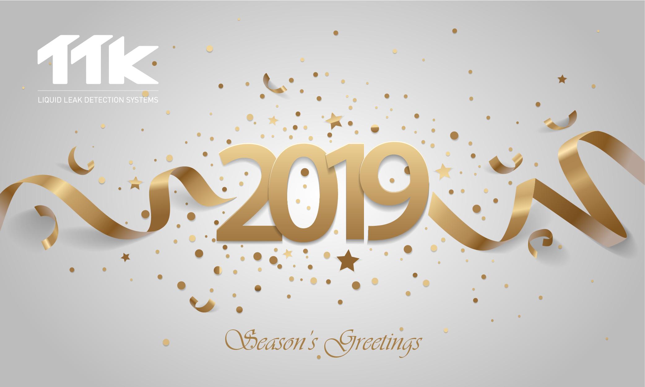 Season's greetings from TTK