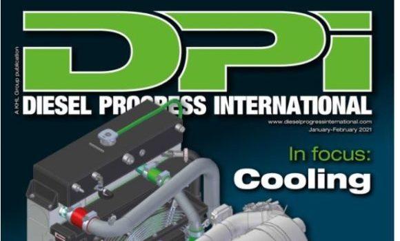 """TTK's advanced diesel leak detection for gen-set application featured in """"Diesel Progress International"""
